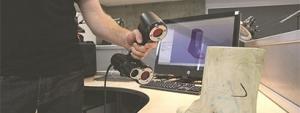 三维扫描逆向工程揭秘3D扫描仪的功能